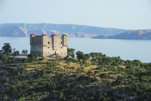 Festung Nejah aus dem 16. Jh in  Senj